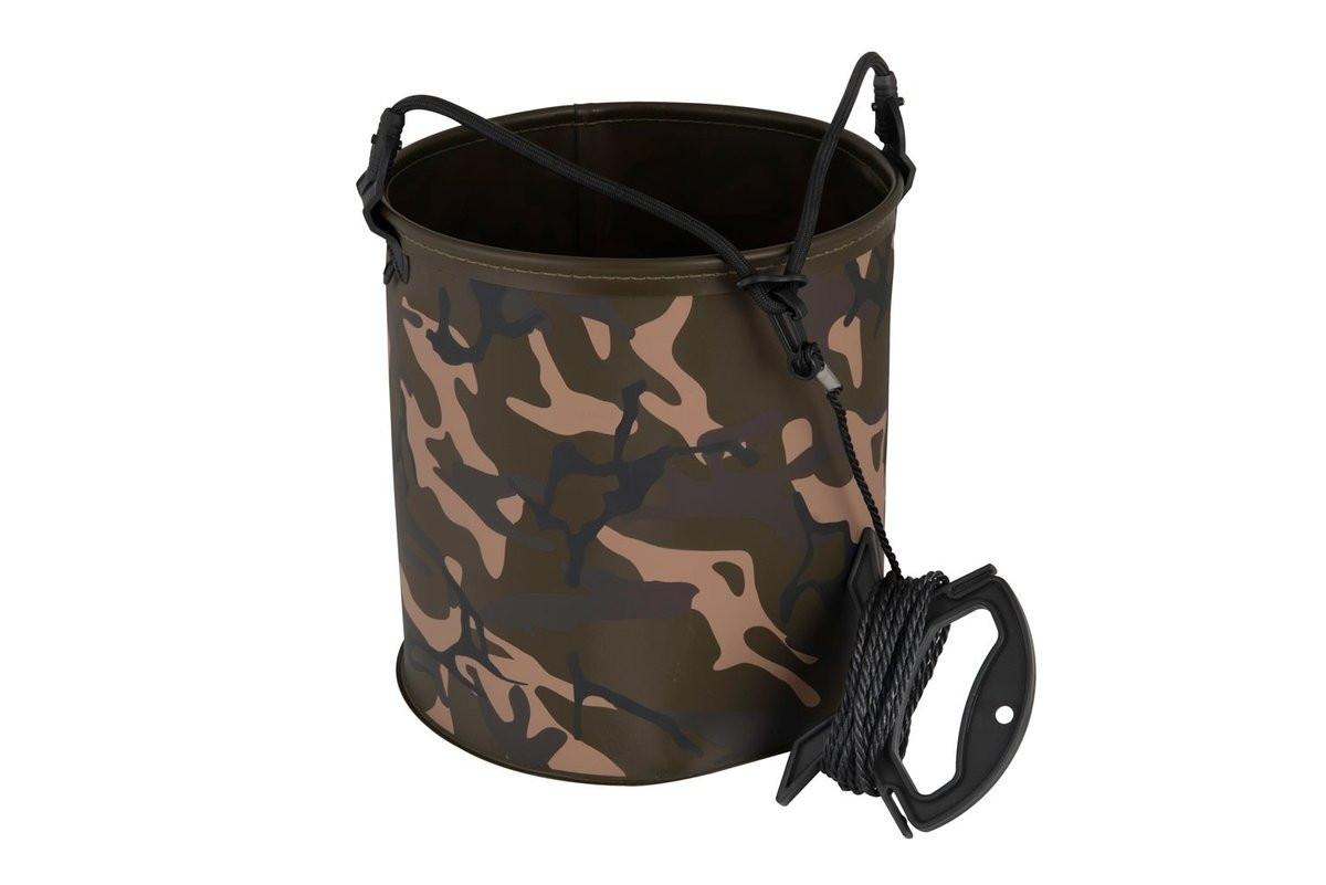 Vedro Fox Aquos Camolite Water Bucket