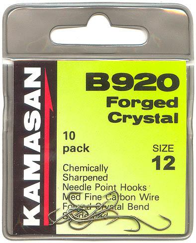 Trnki Kamasan B920 Forged Crystal Št:8-10 /10kom