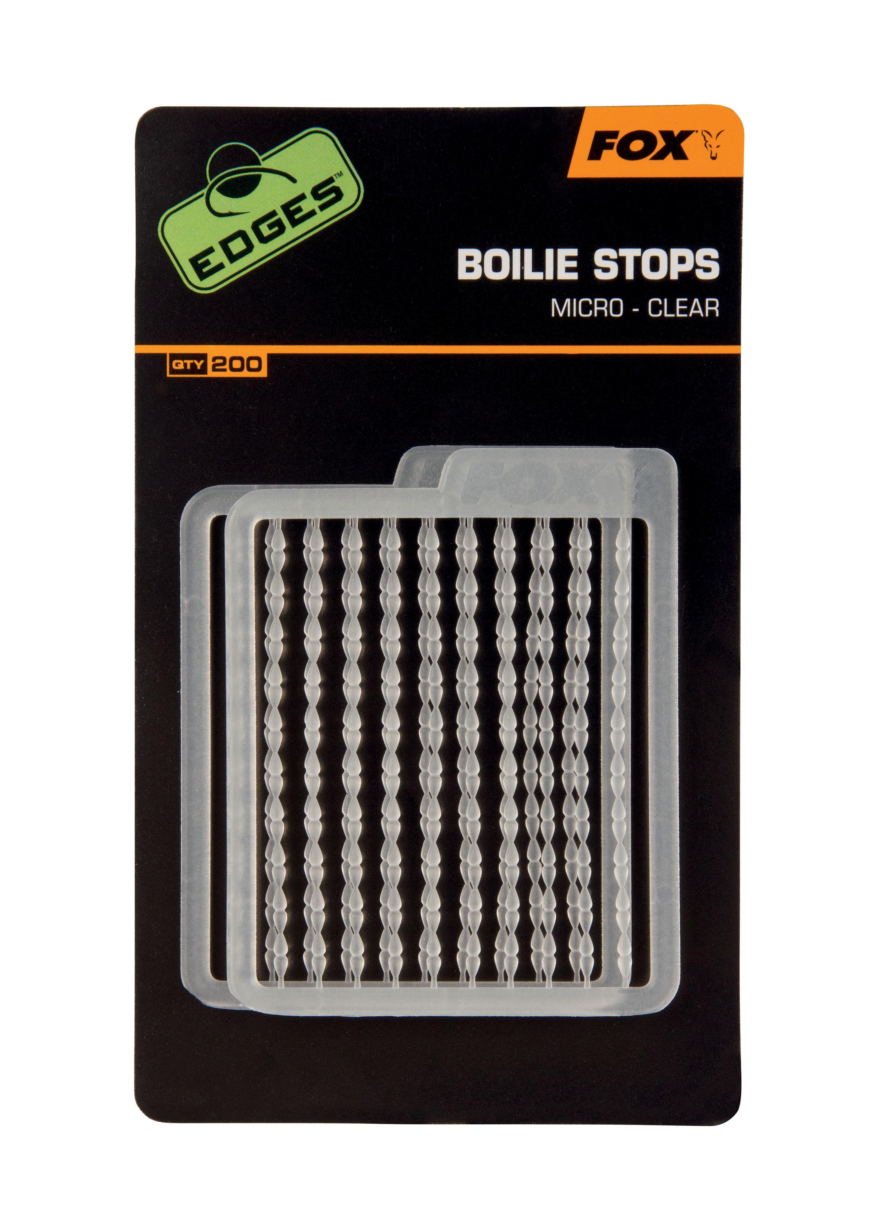 Štoperji Fox Boilie Stops Micro