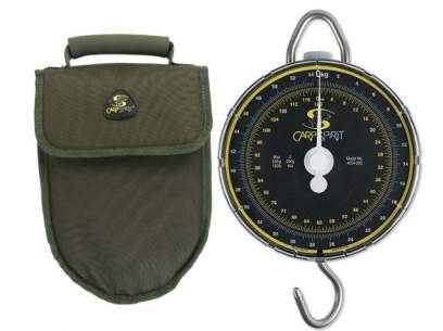 Tehtnica Carp Spirit Dial Scale 50kg