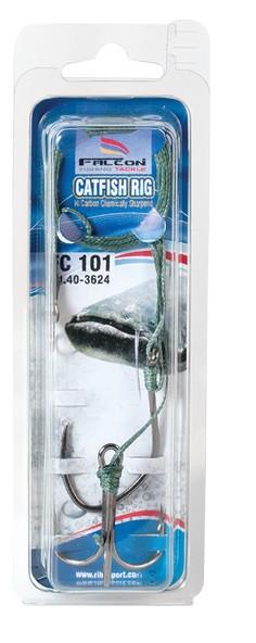 Naveza za soma Falcon Catfish Rig 90cm 110kg FC101