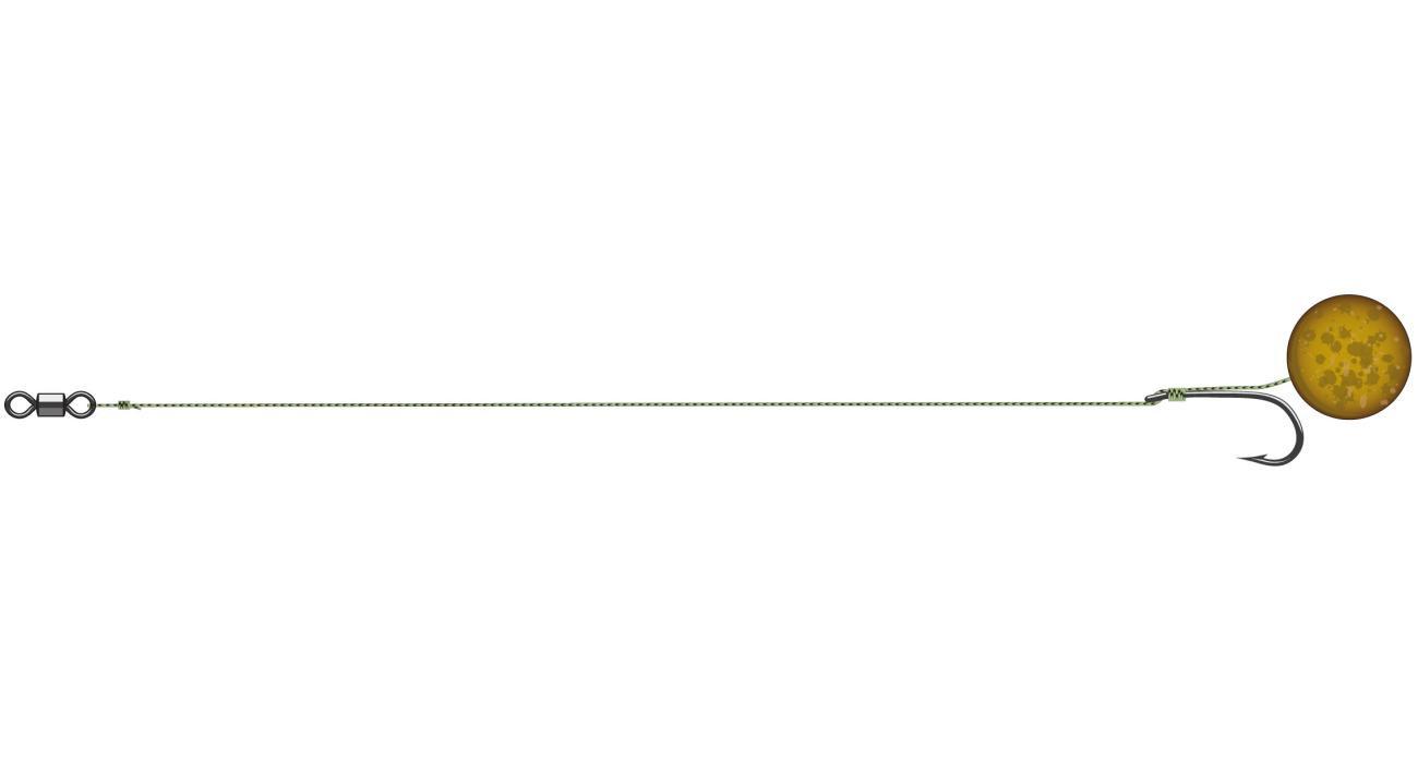 Naveza Cormoran Procarp Classic Rig ST št: 2-4/ 2kom