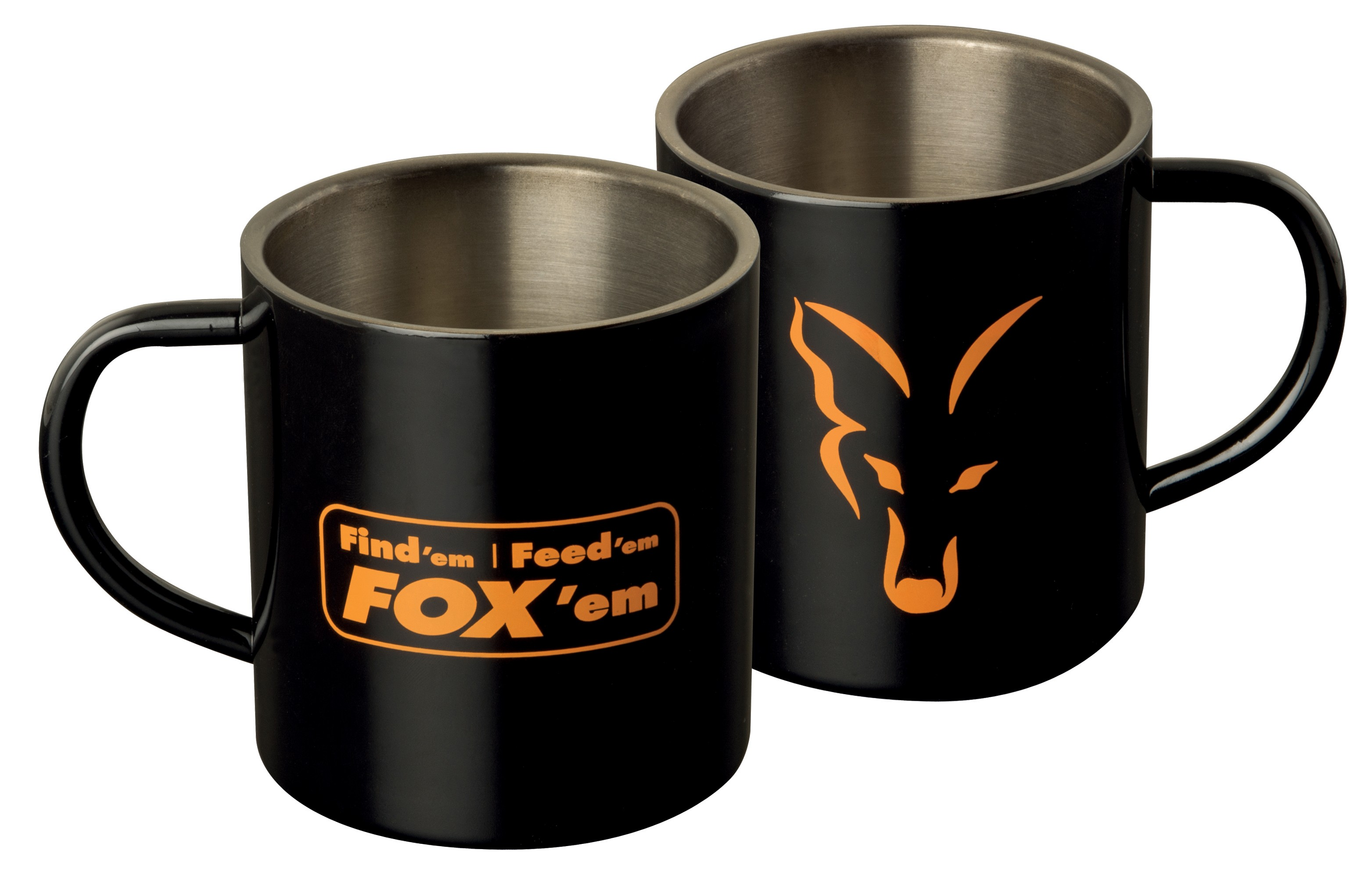 Lonček Fox Stainlees Steel 400ml