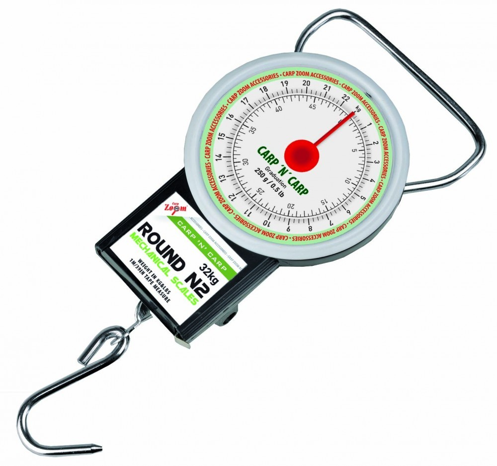 Tehtnica Carp Zoom Round N2 Mechanical Scale 32kg