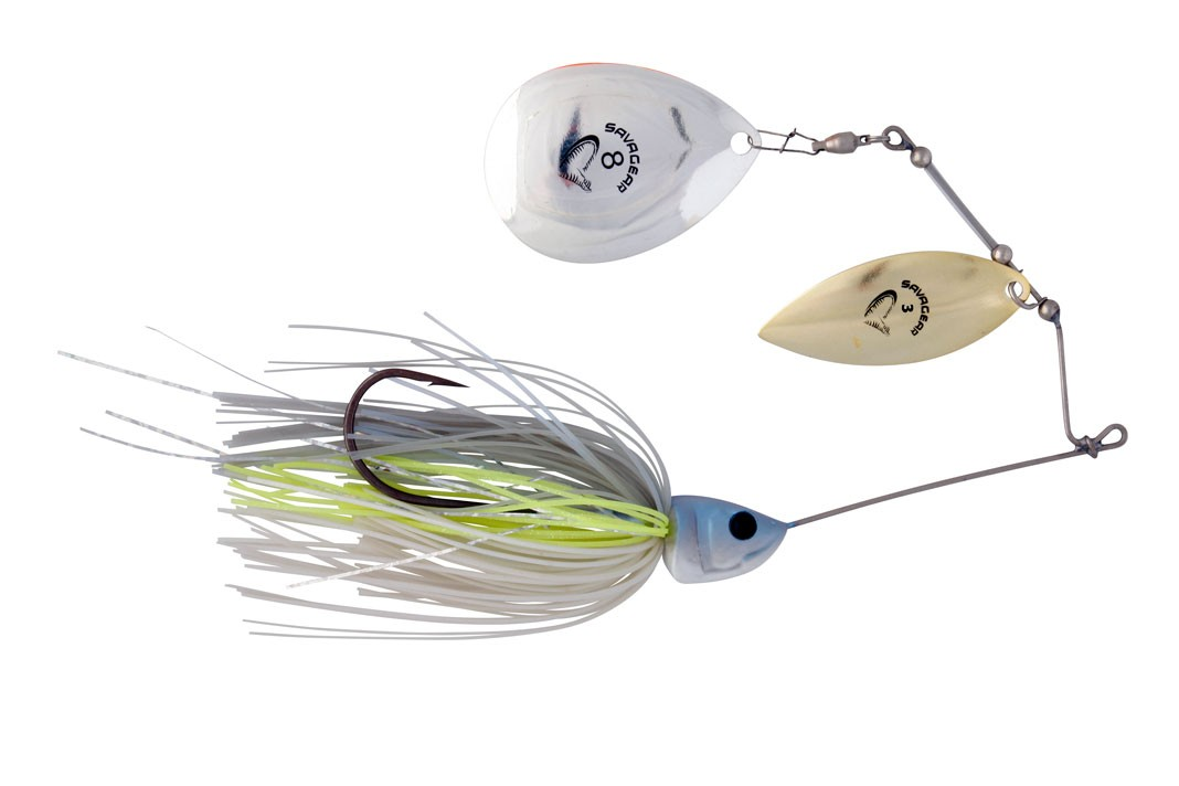 Savage Gear Da'Bush Spinnerbait #3 32g- izbira