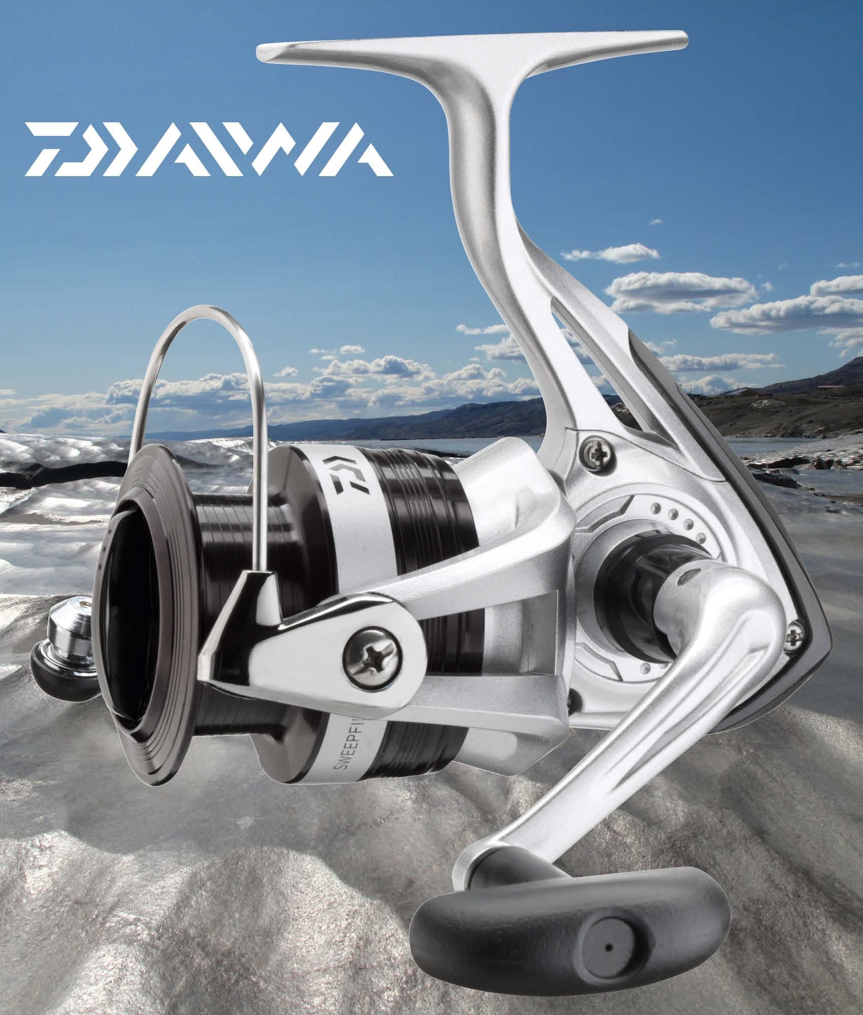 Rola Daiwa Sweepfire E 2500-4000C