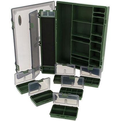 Škatla za pribor NGT Large Storage Box System 7+1