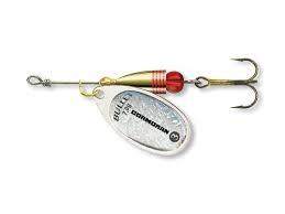 Spinner Cormoran Bullet Long Cast Silver Hologram Št: 4-5