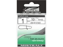 Sponke Mistrall Fastlock Dual Snap 000 29mm