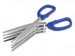 Škarje za črve Worm Scissors Carp Zoom