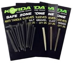 Korda Safe Zone Anti Tangle Sleeves- izbira barve