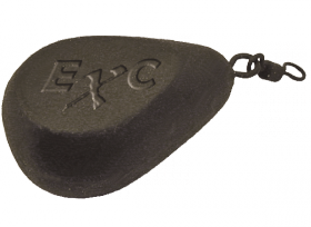 Svinec Extra Carp Flat Pear+ Clip 100-120g