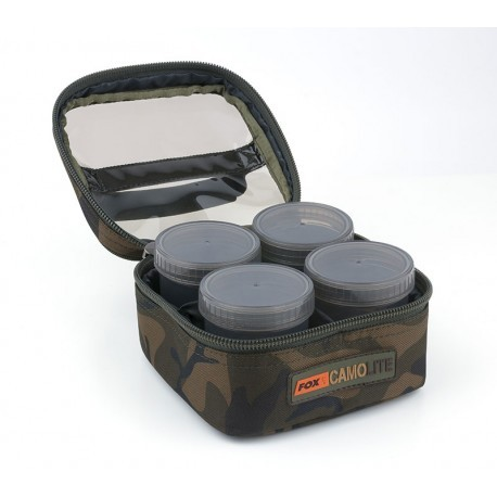 Torba Fox Camolite Glug 6 Pot Case