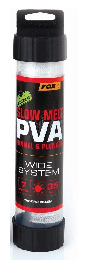 Pva Tuba Fox Slow Melt Wide System 35mm 7m