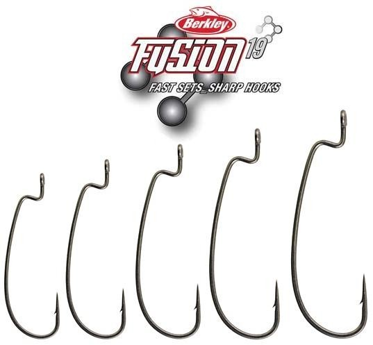 Trnki Berkley Fusion 19 Offset Worm 1/0-2/0