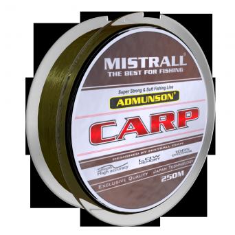 Najlon Mistrall Admunson Carp 0,30-0,35mm 250m