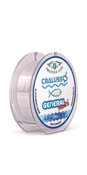 Najlon Cralusso General Prestige Match 0,16 - 0,30mm 150m