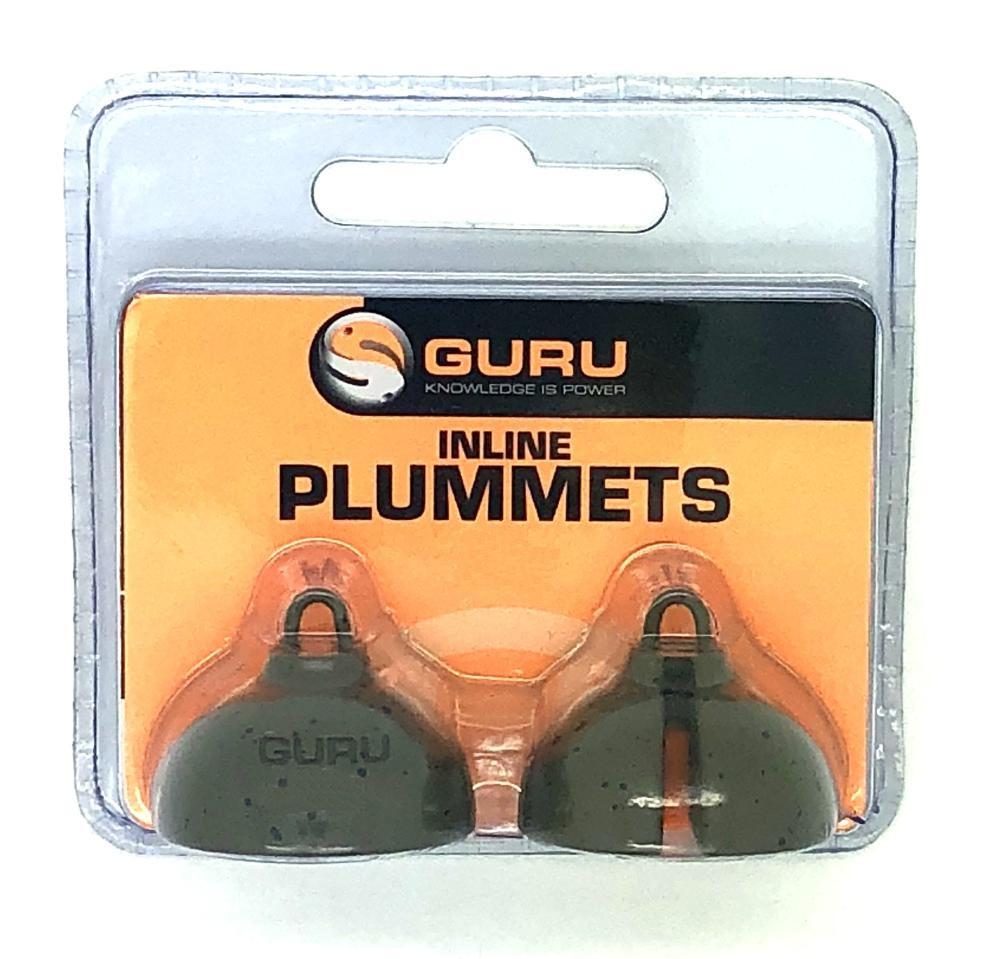 Globinomer Guru Inline Plummets 20g