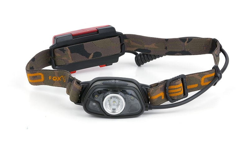 Naglavna svetilka Fox Halo MS250 Headtorch