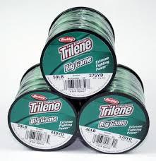 Najlon Berkley Trilene Big Game Green 0,28mm-0,30mm 1000m