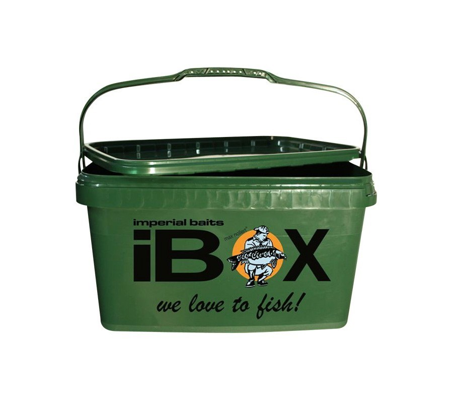 Vedro IBox 12,5L Imperial Baits