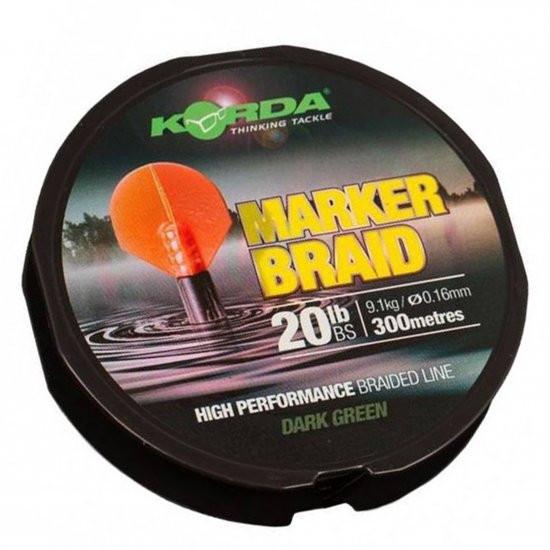 Vrvica Korda Marker Braid 0,16mm 300m