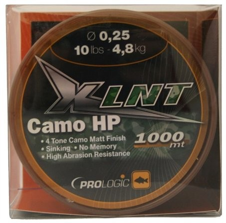 Najlon Prologic XLNT Camo HP 0,33mm-0,35mm 1000m