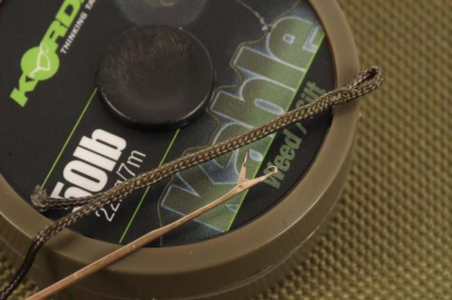 Korda Kable Leadcore 50LB 7m- weed silt
