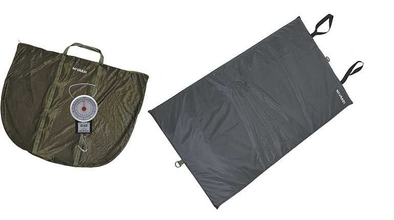 Set za krapa Mivardi Unhooking Mat Set