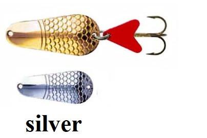 Žlica Mistrall Gnom 20g- silver