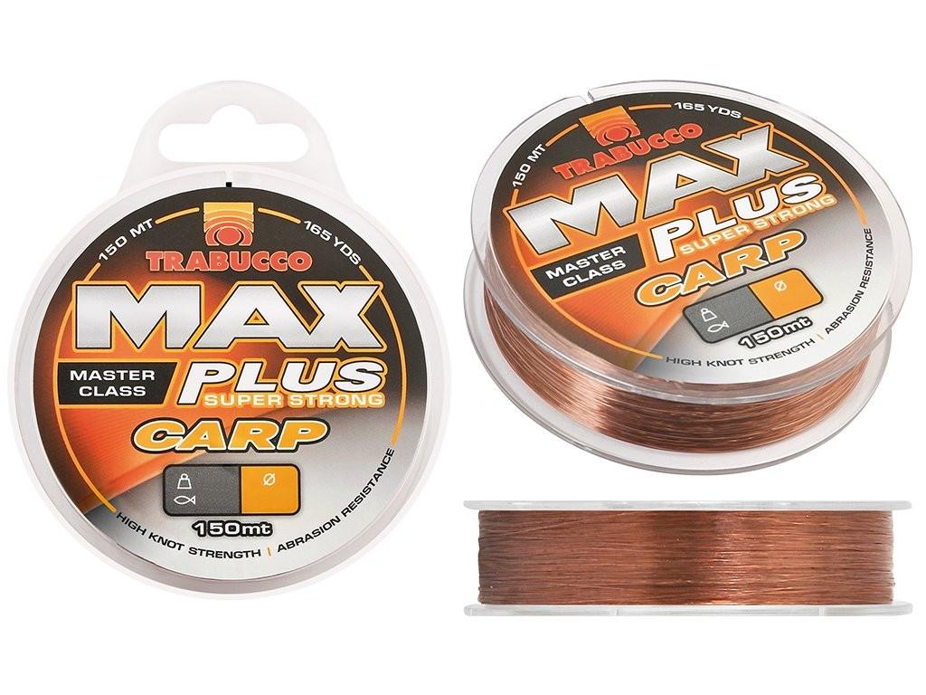 Najlon Trabucco Max Plus Carp 0,20-0,35mm 300m