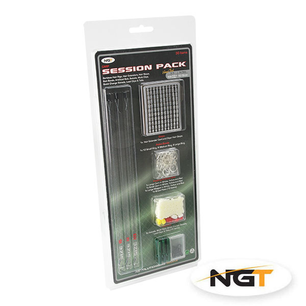 Carp Session Pack NGT- 30pcs
