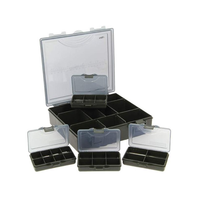 Škatla za pribor NGT Deluxe System Small 4+1