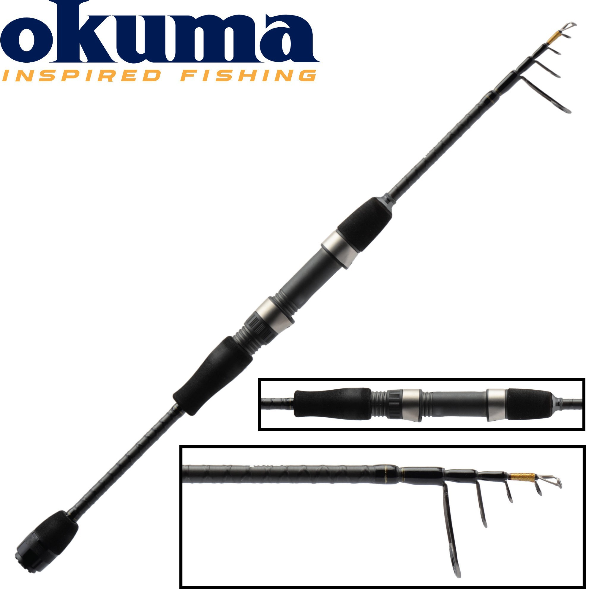 Palica Okuma Light Range Fishing 2,25m 8-22g