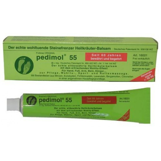 Pedimol krema 50ml