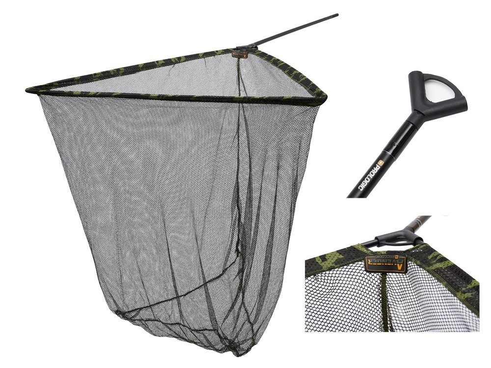 "Podmetalka Prologic Avenger Camo Landing Net 42"" 1,8m"