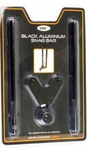 Aluminium Snag Bar Midi Black NGT