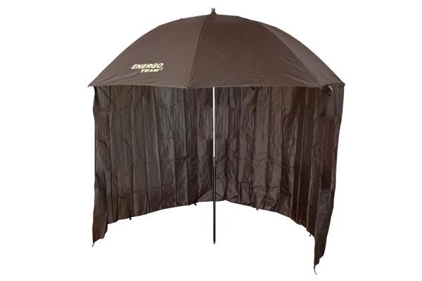 Dežnik z baldahinom Energofish Umbrella w/Shelter 220cm