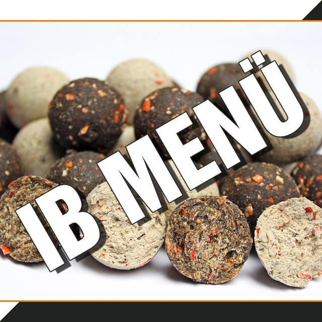 Imperial B. Menu Crawfish Boilies 5 kg 20 mm + Dip & Gel