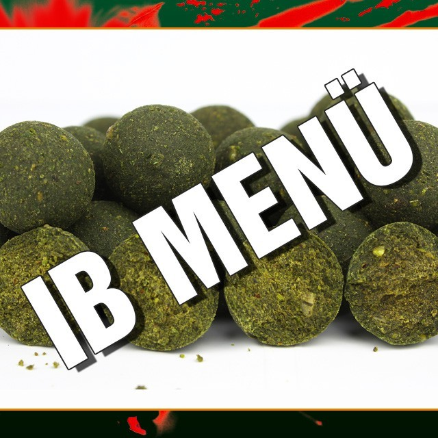 Imperial B. Menu Monster's Paradise Boilies 5kg 20mm +inLiquid, Power Powder, Pop Ups