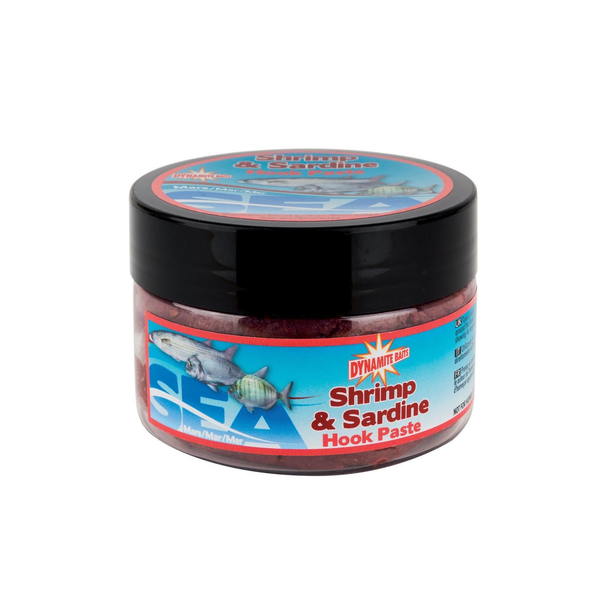 Pasta Dynamite Baits Sea Bait Hook Paste Shrimp and Sardine 150g