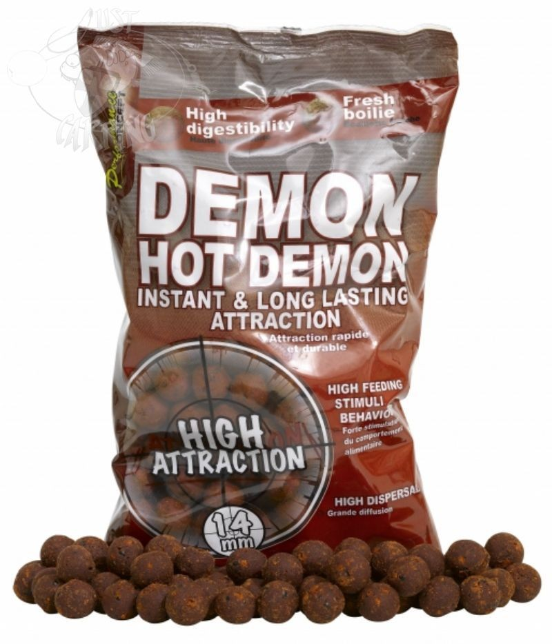 Bojli Starbaits Hot Demon 14-20mm 1kg