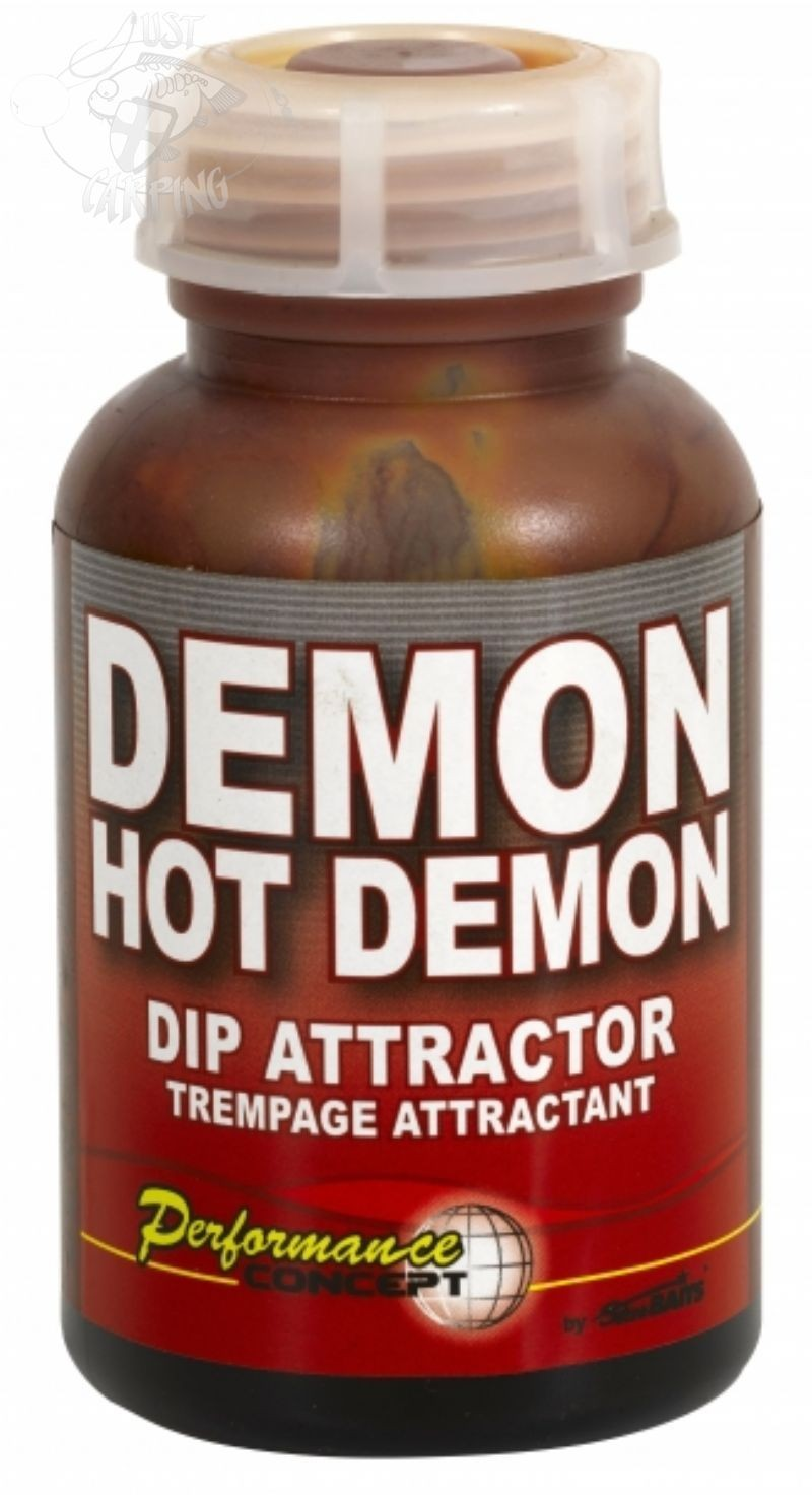 Dip Attractor Starbaits Hot Demon 200ml