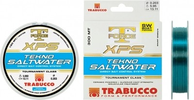 Najlon Trabucco T-Force XPS Tekno Saltwater 0,25-0,30mm 150M