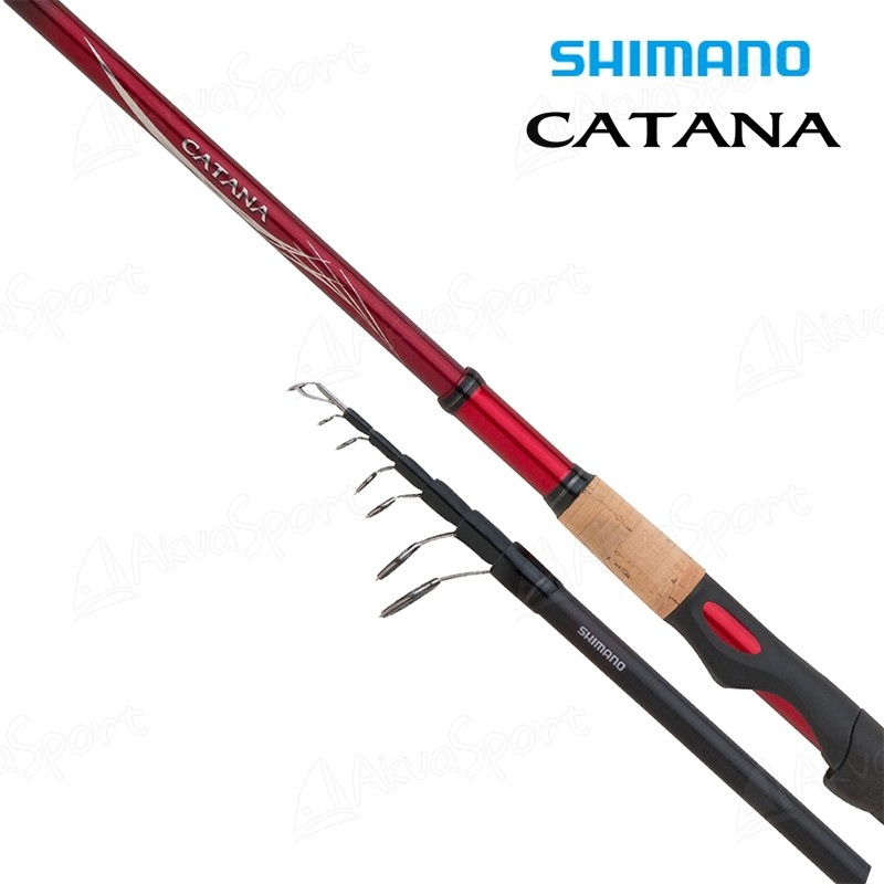 Palica Shimano Catana EX Telespin 3m 14-40g
