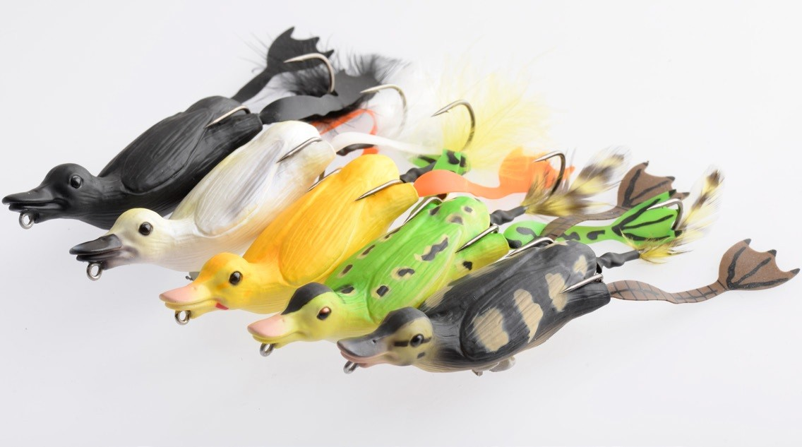 Vobler Savage Gear 3D Hollow Duckling the Fruck 7,5cm 15g- izbira