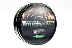 Najlon Korda Touchdown 0,35mm 1000m- sub brown