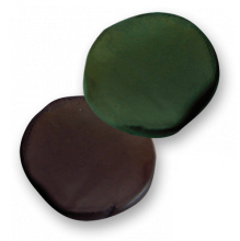 Tungsten Putty Carp Zoom 20g green-brown