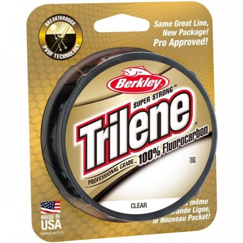 Najlon Berkley Trilene 100% Fluorocarbon 0,25mm 150m
