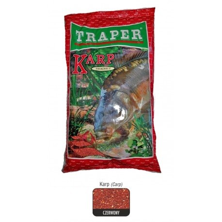 Hrana Traper Sekret Karp 1kg